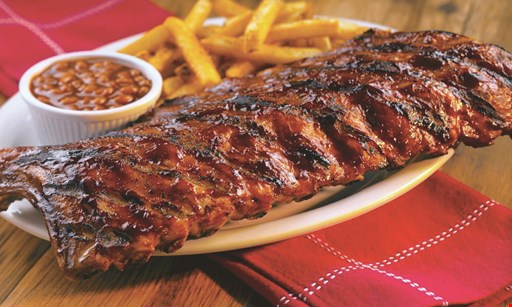 Product image for Three Fat Guys Diner FREE upgrade to garlic fries with purchase of any entree