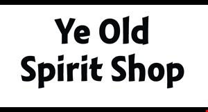 Ye Old Spirit Shop logo