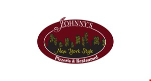 Johnny New York Style Pizza logo