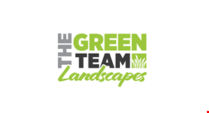 Product image for The Green Team $100OFF any service of $1,000 or more
