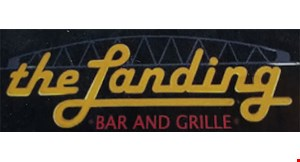 The Landing Bar and Grille logo