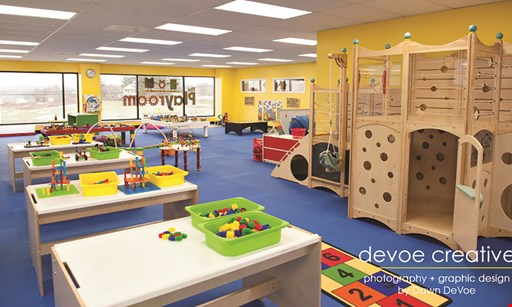 Product image for The Playroom $25 OFF birthday party at The Playroom