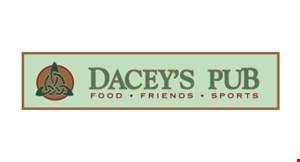 Dacey's Pub logo