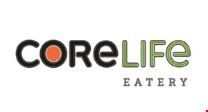 Product image for Corelife Eatery - Farmingdale $10 For $20 Worth Of Healthy Homemade Fare