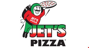 Jet's Pizza - Dunedin logo