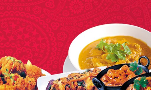 Product image for Minerva Indian Restaurant 1/2 OFF buy 1 buffet, get 1 buffet of equal or lesser value 1/2 off