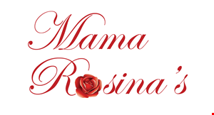 Product image for Mama Rosina's $15 For $30 Worth Of Italian Cuisine