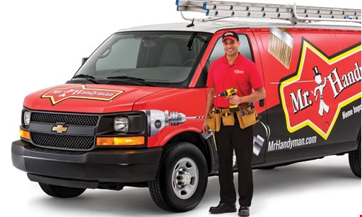 Product image for Mr. Handyman $100 Off any Mr. Handyman Service