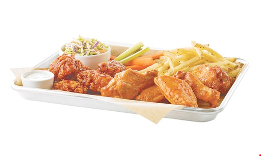 Product image for Buffalo Wild Wings Frederick $10 OFF any purchase of $50 or more
