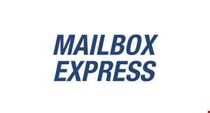 Mailbox Express logo