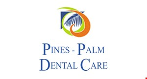 Pines Palm Dental Group logo