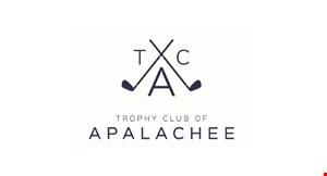 Trophy Club of Apalachee logo