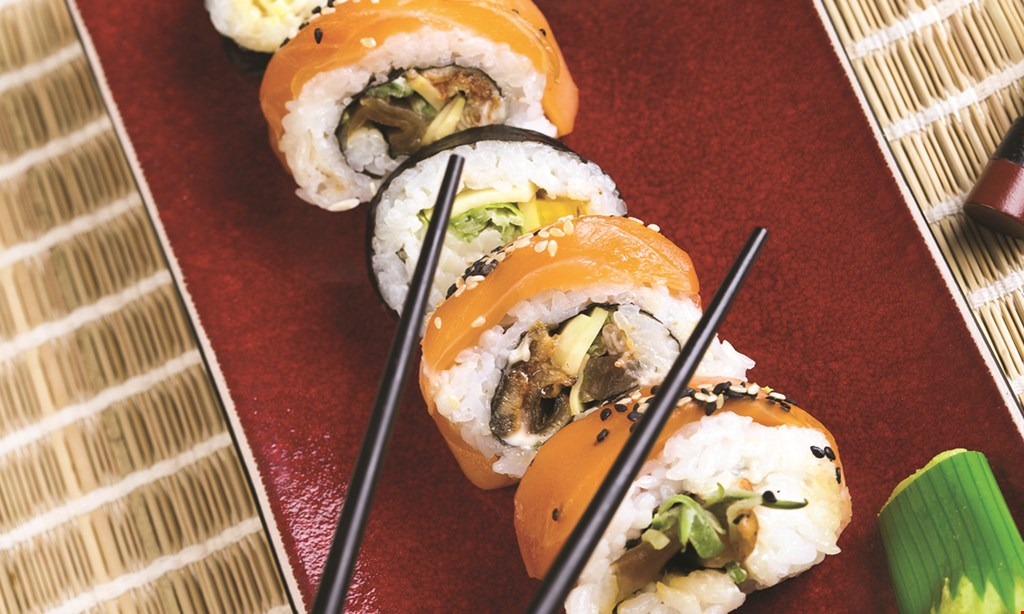 Product image for Oishii Bistro Asian Fusion $5 Off take-out order of $35 or more before tax.