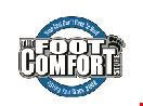 Product image for The Foot Comfort Store 10% OFF any purchase.