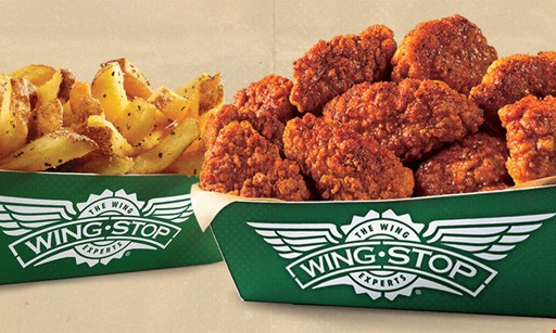Product image for Wing Stop Davie $5 off any purchase