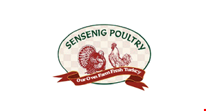 Product image for Sensenig Poultry 10% Off purchase of your meat bundle.