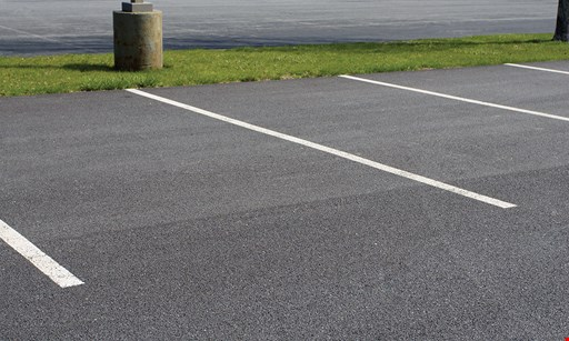 Product image for Rs Asphalt Maintenance 15% off driveway & parking lot sealing must mention coupon at time of estimate