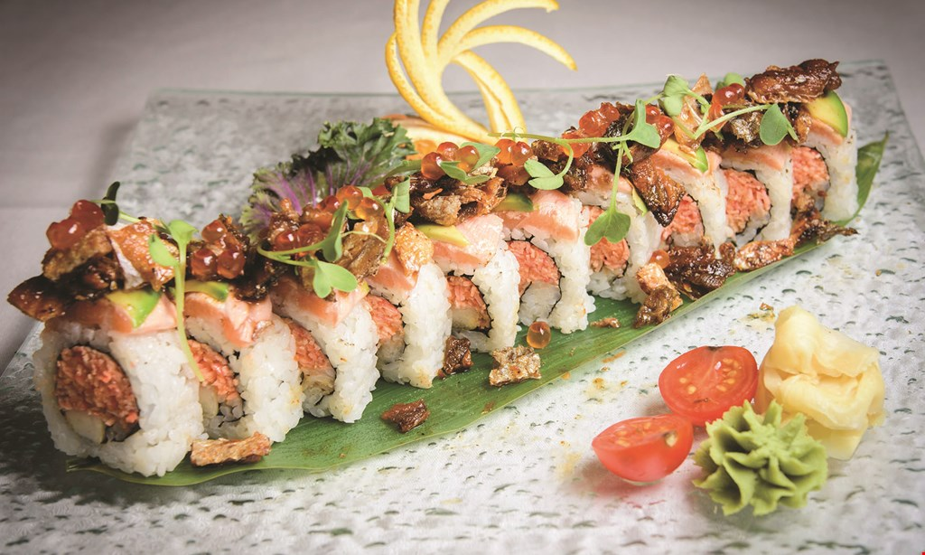 Product image for Lemongrass Asian Bistro 20% Off your entire order take-out only.