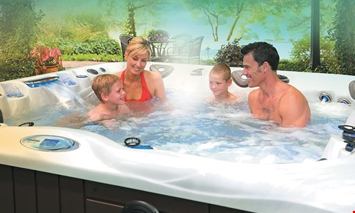 Product image for SWIMMING POOLS, INC $1000 Off any swim spa.