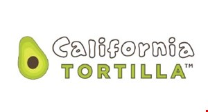 Product image for California Tortilla - Frederick $5 OFF any purchase of $25 or more.