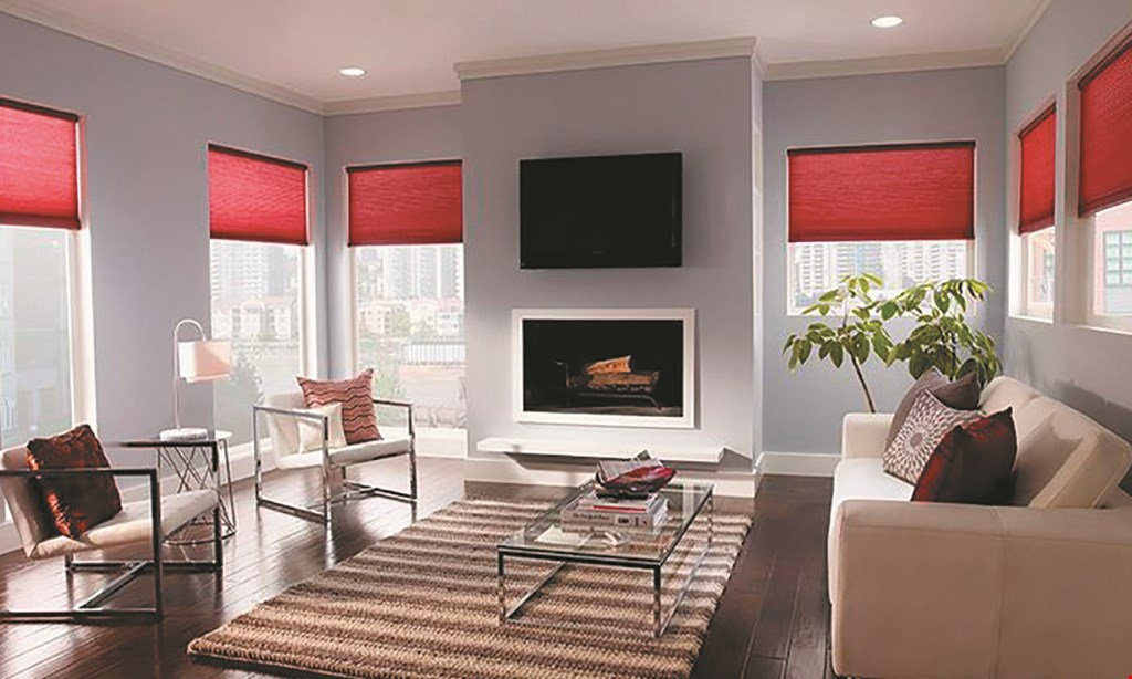 Product image for Budget Blinds of Middletown 30% off your total purchase