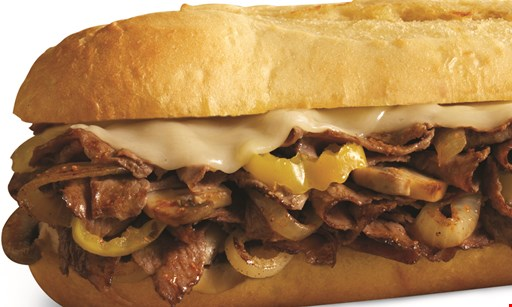 Product image for PENN STATION EAST COAST SUBS $1 off any regular sub