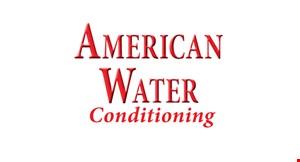 American Water Conditioning & American Windows logo