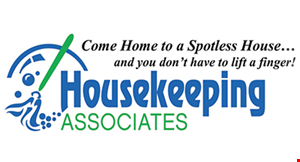 Housekeeping Associates logo