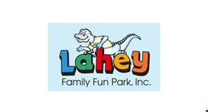 Lahey Family Fun Park logo