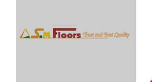 S M Design Floors logo