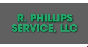 R. Phillips Service logo