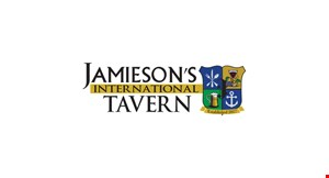 Jamieson's International Tavern logo
