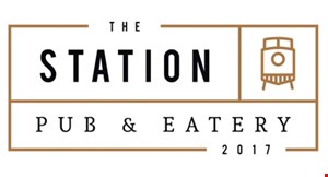 Station Pub logo
