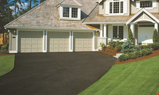 Product image for Sunset Sealcoating STARTING AT $69 DRIVEWAY SEAL COATING