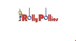 Rolly Pollies logo