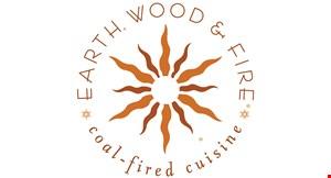 Earth, Wood & Fire logo