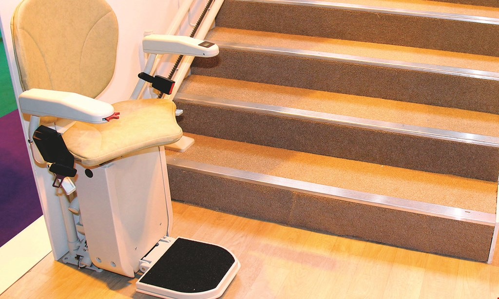Product image for Stair Busters.Com 10% off new stairlifts only