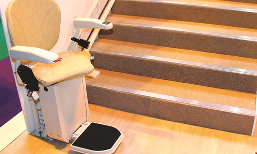 Product image for Stair Busters.Com 10% Off Any New Stairlift.