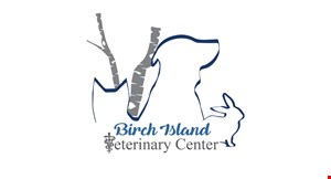 Birch Island Veterinary Center logo