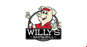 Willy's Bar & Grill logo