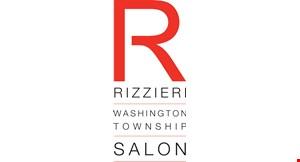 Rizzieri Aveda School logo