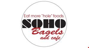Soho Bagels & Cafe logo