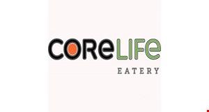 Corelife Eatery - Garden City logo