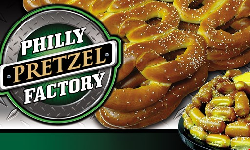 Product image for PHILLY PRETZEL FACTORY Buy 2, Get 1 Rows Of Minis Free