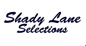 Product image for Shady Lane Selections $10 OFF any purchase of $100 or more.