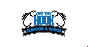 Off The Hook Seafood And Wings logo