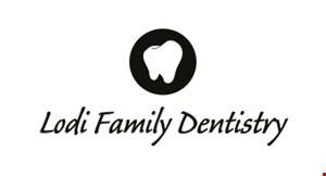 Lodi Family Dentistry logo