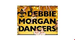 Product image for Debbie Morgan Dancers Bring this coupon and receive $10 off tuition with registration & 1st month's payment.