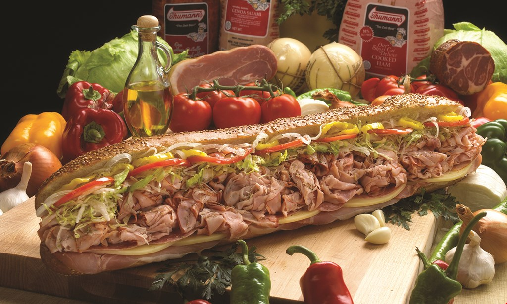 Product image for Primo Hoagies $1 off any primo size steak or hoagies
