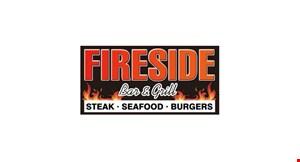 Fireside Bar & Grill logo